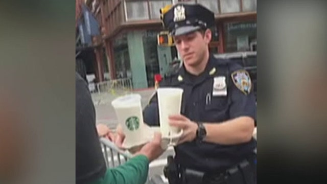 New York values on display after terror attack in Chelsea
