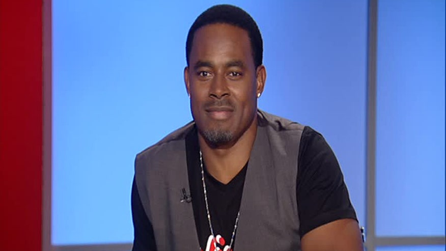 Lamman Rucker, star of OWN Network's 'Greenleaf,' addresses heart health issues that face the black community