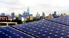 Urban microgrids: Small communities in cities are using solar power to save on energy and to protect themselves in emergencies
