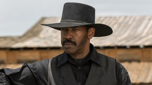 Face2Face: Director Antoine Fuqua and Denzel Washington explain the difficulties of modernizing the classic western 'The Magnificent Seven'