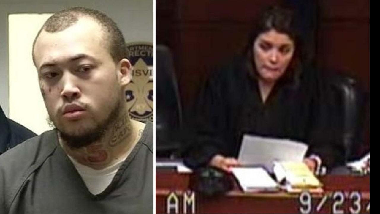 Kentucky man accused in triple homicide threatens judge ...