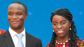 Face2Face: Phiona Mutesi and Robert Katende, whose story inspired the film 'Queen of Katwe,' share their story with Fox411