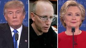 Creator of the comic 'Dilbert' flip-flops on Hillary Clinton endorsement, backs Donald Trump for president