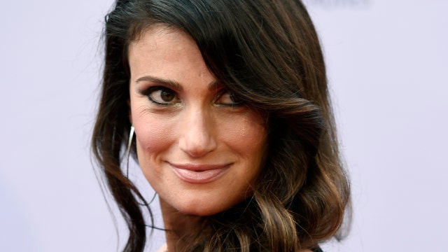 Idina Menzel: It's been a turbulent couple years