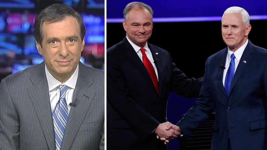 'MediaBuzz' host Howard Kurtz weighs in on the chaotic vice presidential debate and the equally chaotic aftermath