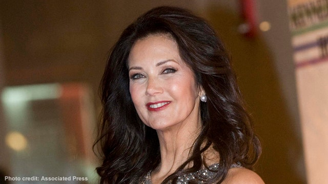 What Lynda Carter Thinks of the New 'Wonder Woman' Movie