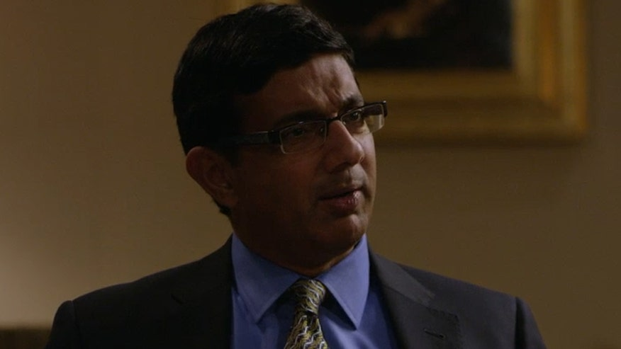 Exclusive behind-the-scenes clip from Dinesh D'Souza's film 'Hillary's America'