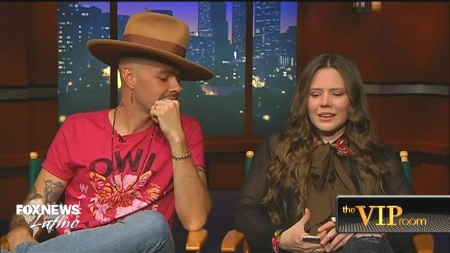 Brother-sister duo Jesse & Joy have been taking the Latin music world by storm. Now they are hitting the English market.