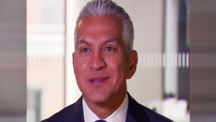The President and CEO of USHCC, Javier Palomarez, shares his story with Fox News correspondent Bryan Llenas
