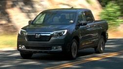 Don't call the new Honda Ridgeline a pickup truck.