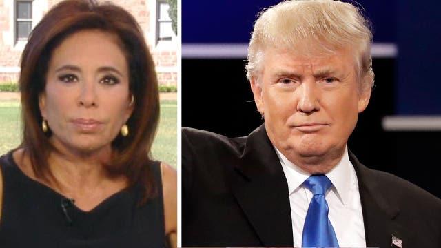 Pirro: I still support Donald Trump