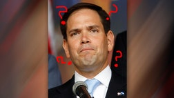 Rubio's position on Trump sybolizes the party's struggle with their nominee.