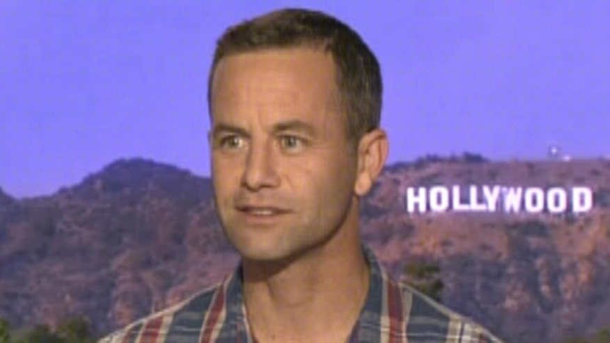 Kirk Cameron is hosting the faith event 'Revive Us,' says 'when all hope seems lost that is when God parts the waters'