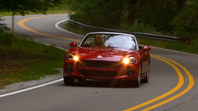 Return of the Fiat 124 Spider