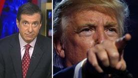 'MediaBuzz' host Howard Kurtz weighs in on the 'all-out-war' between Donald Trump and the media