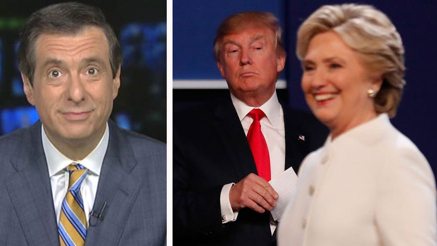 'MediaBuzz' host Howard Kurtz weighs in on the media claiming that the election is over for Donald Trump