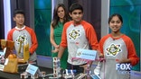 Young scientists show off projects
