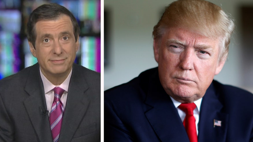 'MediaBuzz' host Howard Kurtz weighs in on Donald Trump's claims that the Democrats are creating 'phony polls' to show that he is losing the election