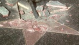 Donald Trump's Walk of Fame star destroyed, police investigate