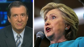 'MediaBuzz' host Howard Kurtz weighs in on the recent WikiLeaks dump that reveal Clinton's aides referring to her 'terrible' instincts
