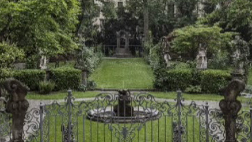 The Renaissance man grew wine grapes at his estate in Milan