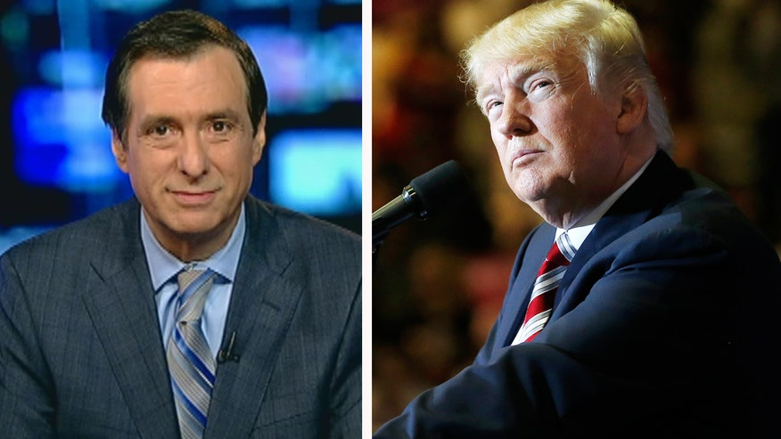 'MediaBuzz' host Howard Kurtz weighs in on pundits' tendency to assume Donald Trump has no chance of winning the election