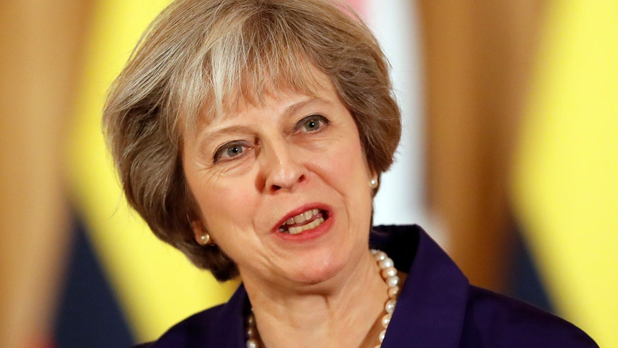 UK court decides that Prime Minister Theresa May must hold a vote in parliament over leaving the European Union