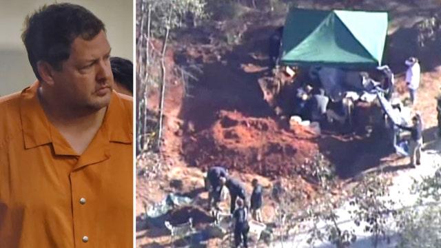 Authorities unearth 3rd body on Todd Kohlhepp's property