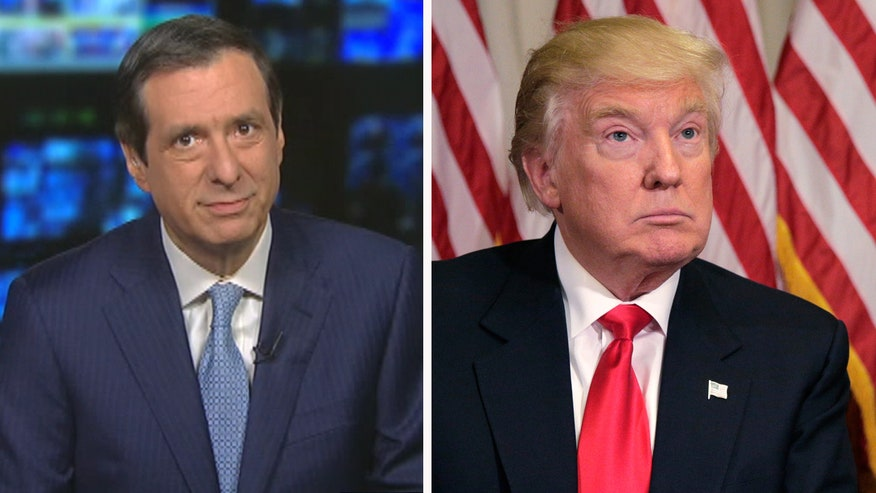 'MediaBuzz' host Howard Kurtz weighs in on the challenges Donald Trump faces once he becomes inaugurated
