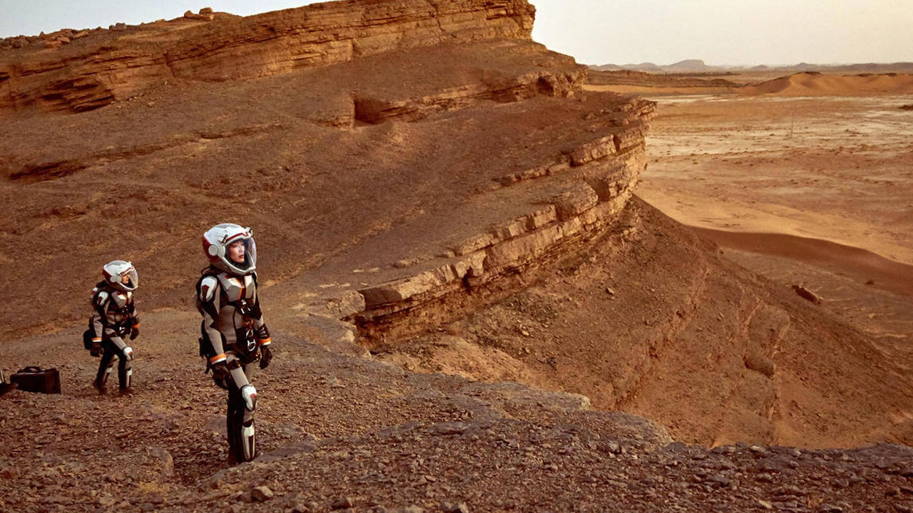 National Geographic Channel's 'MARS' explores colonization of the red planet