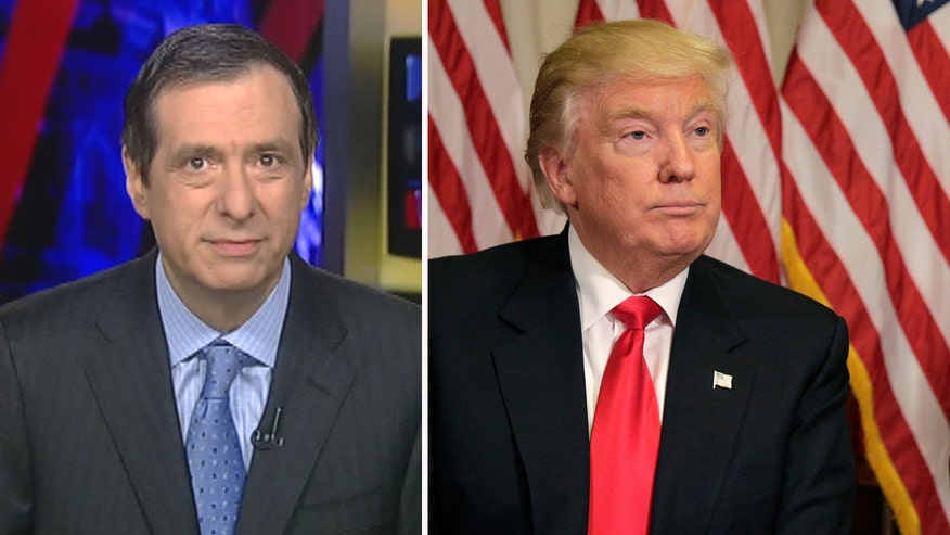 'MediaBuzz' host Howard Kurtz weighs in on President-elect Trump's first national interview
