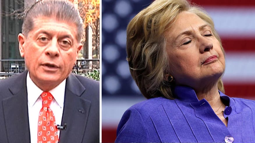 Judge Napolitano's Chambers: Judge Andrew Napolitano weighs in on what really lost the election for Hillary Clinton