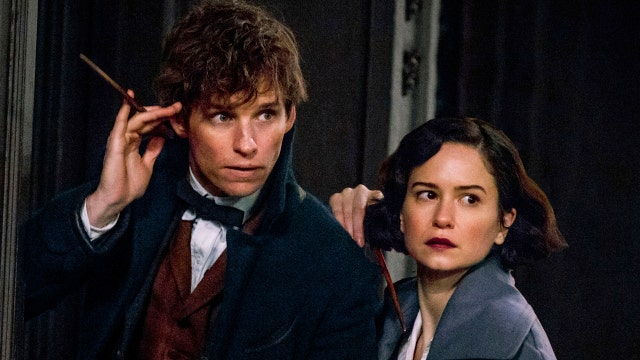'Fantastic Beasts' cast experiences wild 'Potter' fans