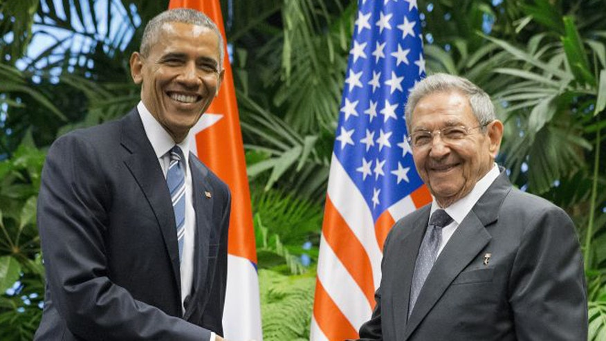 Cuban human rights activist, Guillermo Farinas, says the Trump administration should undo the Obama administration's move to open up trade and business deals with Cuba until the Cuban government commits to making democratic reforms
