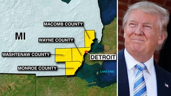 Michigan voters want to see how much of President-elect Trump's campaign pitch becomes reality
