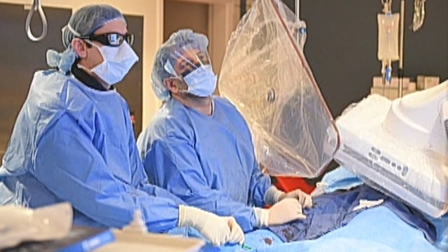 New treatment offers hope for men with enlarged prostates