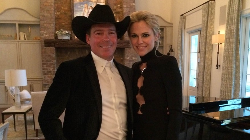 Country crooner Clay Walker was diagnosed with multiple sclerosis 20 years ago. He credits his wife and caretaker, Jessica, for keeping him healthy and relapse free for the past 18 years