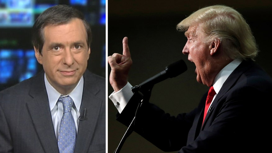 'MediaBuzz' host Howard Kurtz weighs in on President-elect Trump's Tweets against flag-burners and CNN