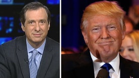 'MediaBuzz' host Howard Kurtz weighs in on the constant negativity from the mainstream media over every Trump appointee