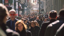 There are now about 7.4 billion people living on Earth