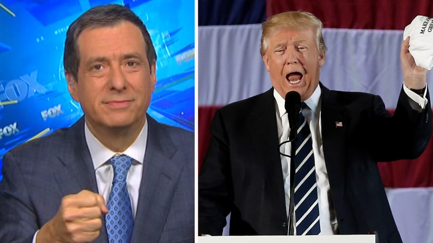 'MediaBuzz' host Howard Kurtz weighs in on the media calling President-elect Donald Trump a bully after his Twitter fight with Chuck Jones