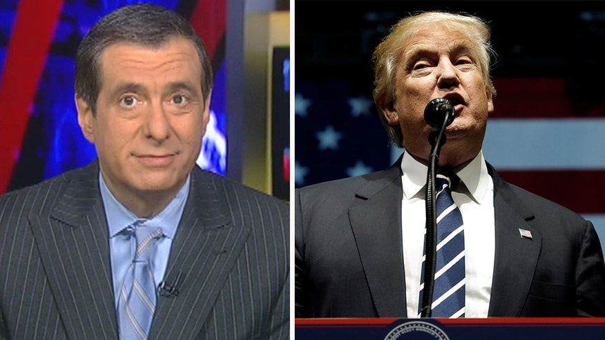 'MediaBuzz' host Howard Kurtz weighs in on the biased and negative coverage from the media surrounding Trump's cabinet picks