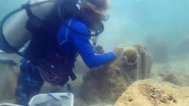 Scientists growing, replanting manmade coral
