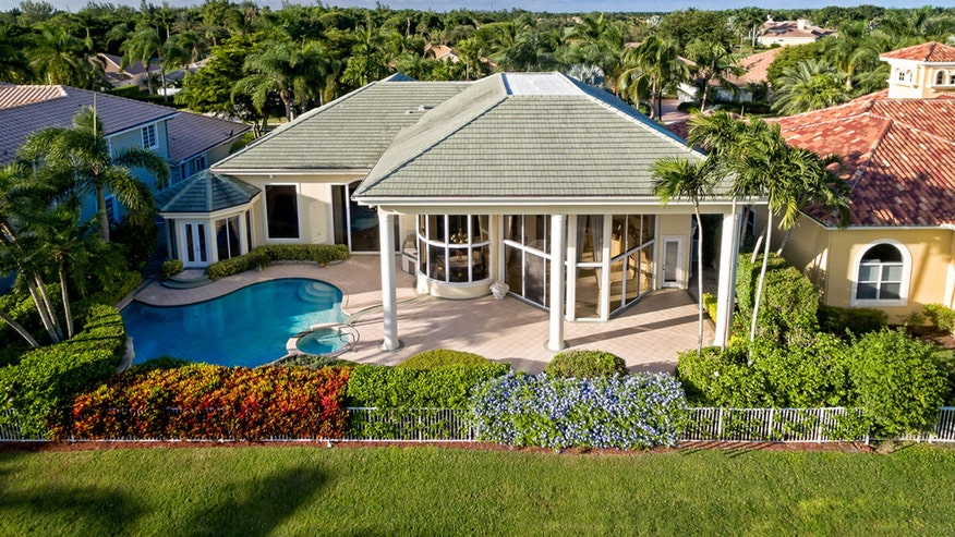 Hot Houses: Inside Ben Carson's West Palm  Beach palace, a private property at the Four Seasons Anguilla and the Calabasas mansion of 'The Biggest Loser' producer