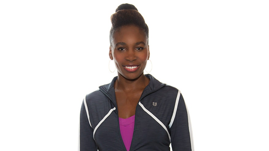 We're big on smoothies, but we ran out of fun recipes long ago. So when tennis legend Venus Williams mentions that her favorite recipe tastes like cookies, we're all ears.