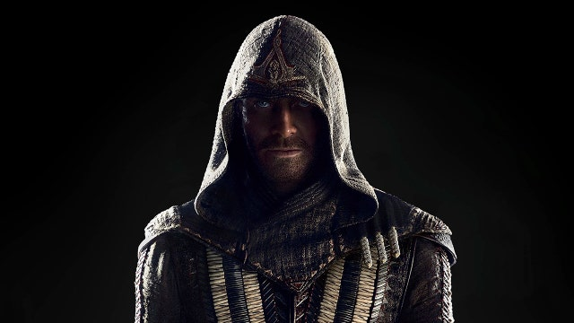 What Fassbender learned from the 'Assassin's Creed' bible