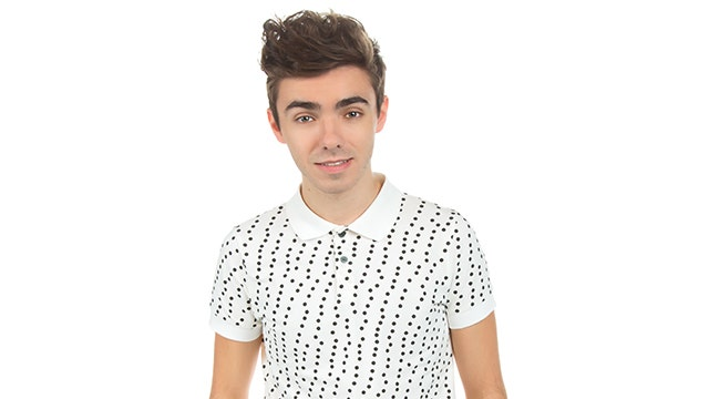When Nathan Sykes Says He's a 'Terrible Flirt,' He Means It