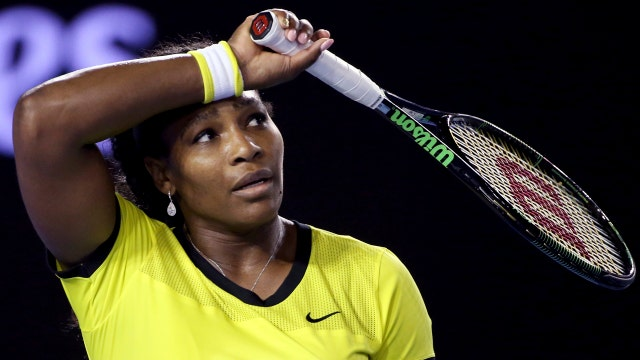 Serena Williams: 'If I were a man…'
