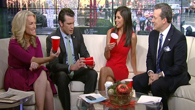 After the Show Show: Red Solo cup