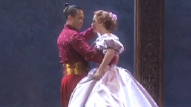'The King and I' hits the road